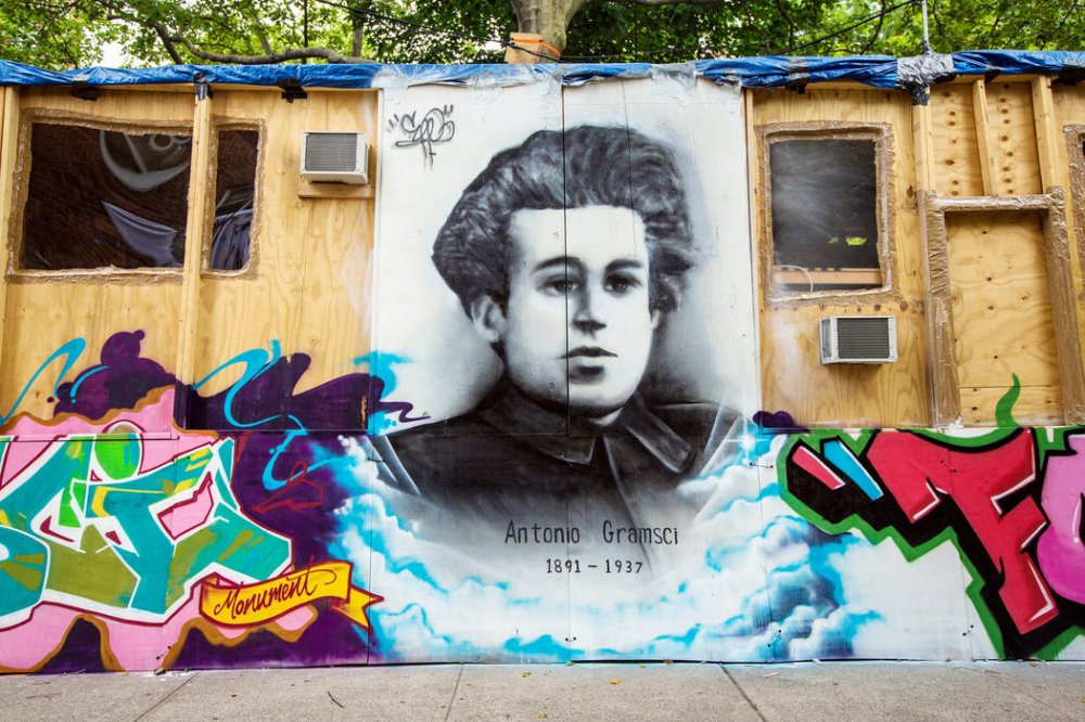 Gramsci Monument Thomas Hirschhorn Forest Houses 2013