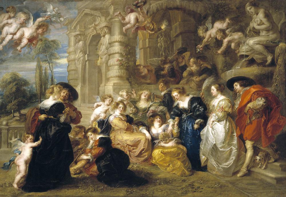 Peter-Paul-Rubens,-Il-giardino-dell'amore,-c.-1630-32,-Museo-del-Prado,-Madrid-