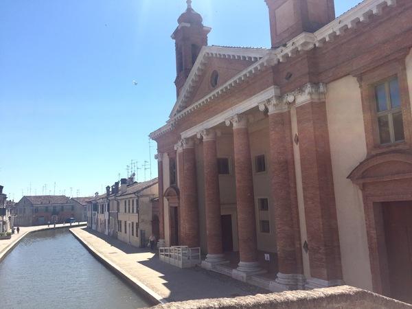 Vecchio ospedale Infermi Comacchio