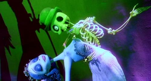 la sposa cadavere, 2005-danse macabre