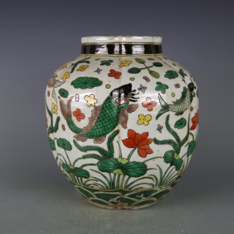 vaso pesce ming