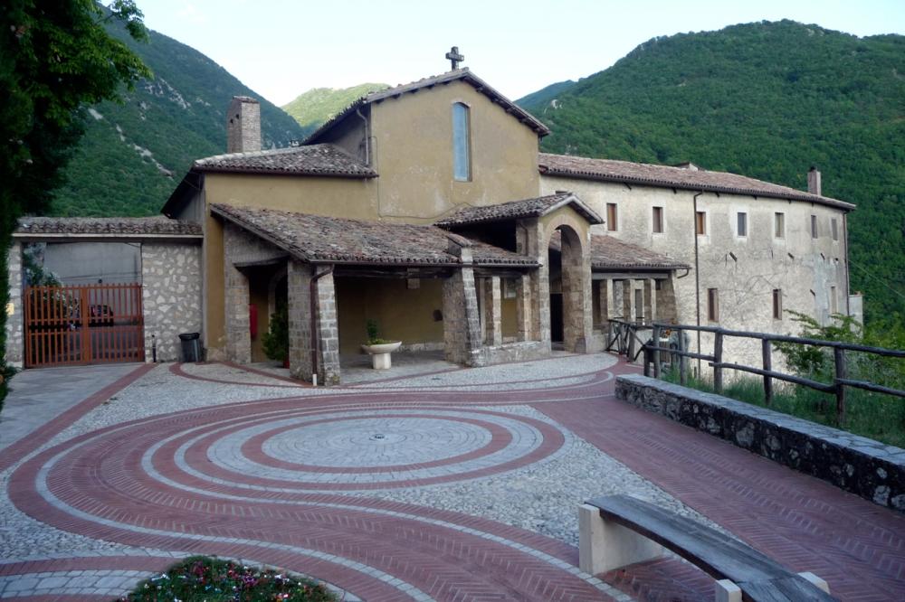 Poggio-Bustone-Santuario